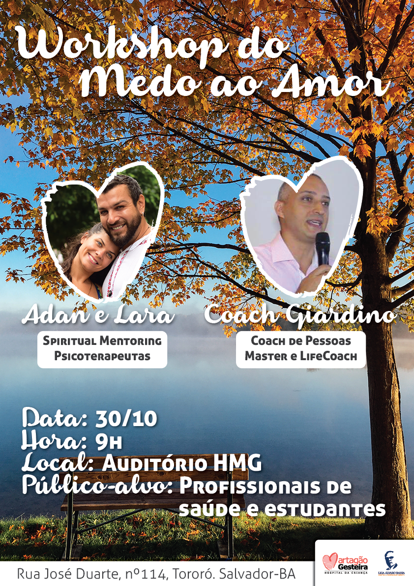 Cartaz - Workshop medo ao amor-01