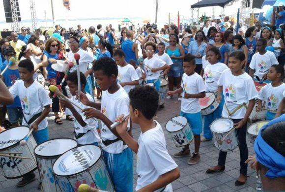 Liga Álvaro Bahia realiza evento em comemoração ao Dia Mundial Do Autismo
