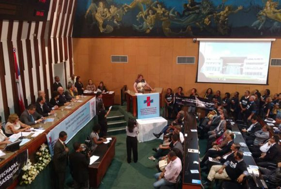Hospital Martagão Gesteira e demais hospitais filantrópicos participam de audiência sobre a crise
