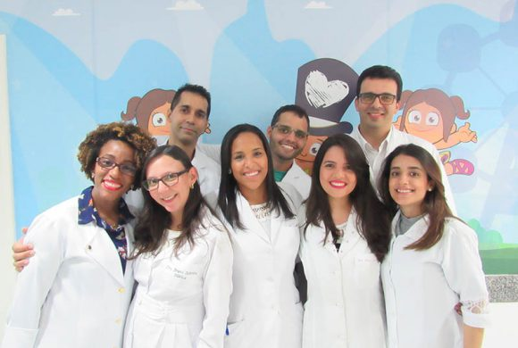Hoje o Hospital Martagão Gesteira forma a sua 6ª turma de residentes médicos.