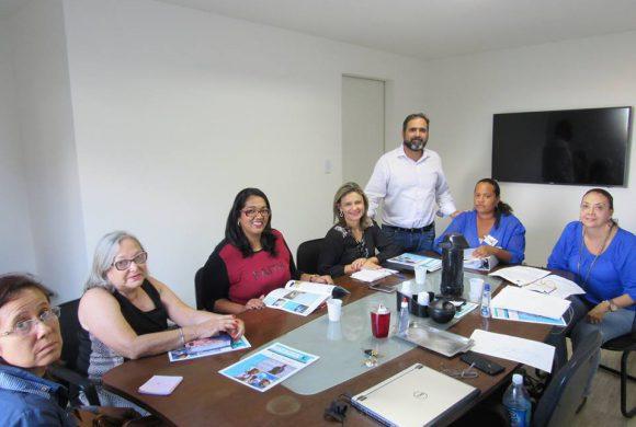 Coordenação de Transplantes da Sesab faz visita técnica ao Martagão Gesteira